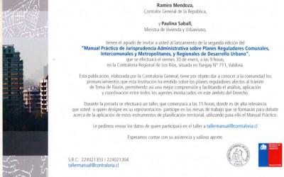 Invitacion Valdivia