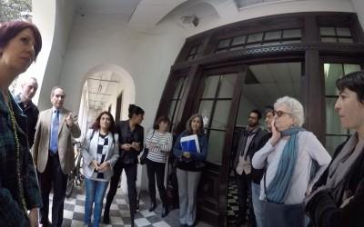 Visita a Antigua Facultad de Química y Farmacia_16-4-2015_magdalenabarros -2 - copia