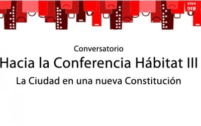 Hacia la conferencia