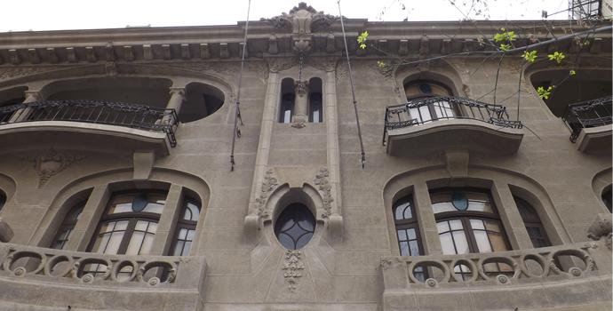 Portada fachada restaurada