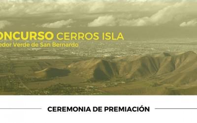 premiacion Cerros Isla