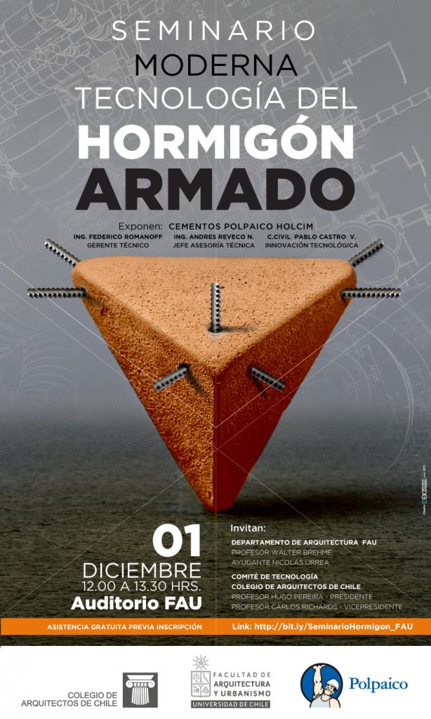 2015-12-01 SEMINARIO POLPAICO MODERN. TECH.HORM. ARMADO