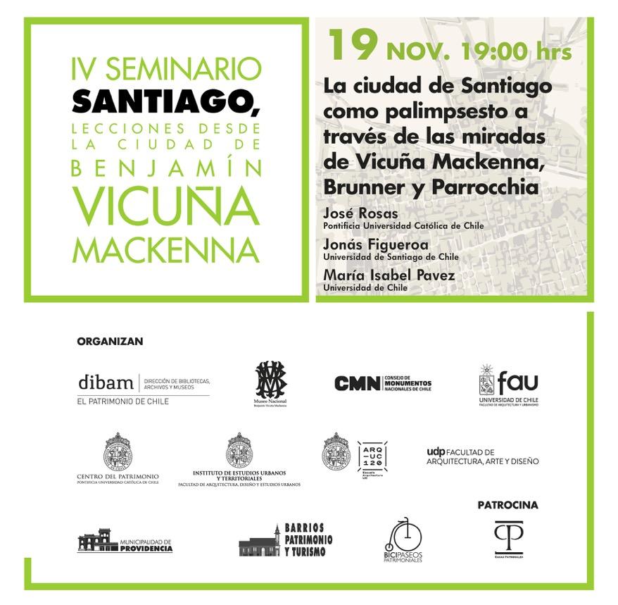 IV Seminario flyer 19 nov