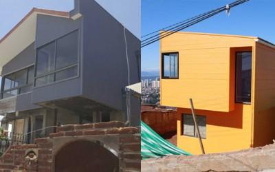 Reconstrucción Valparaíso