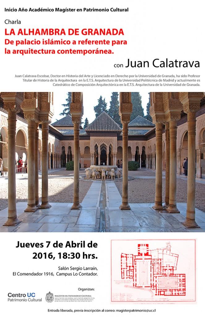 Afiche Juan Calatrava_liviano