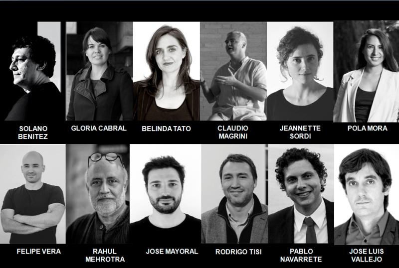 Equipo Curatorial XX Bienal 2017