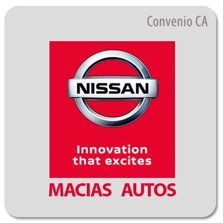 NISSAN - MACIAS AUTOS Image