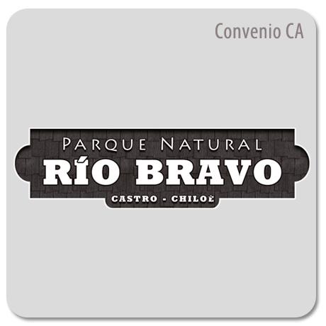 Parque Natural Rio Claro - CHILOE Image