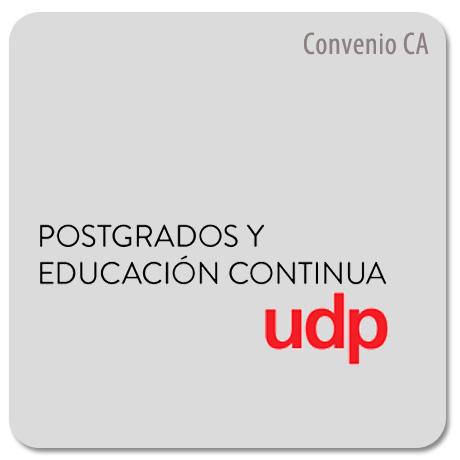 Postgrados y Educación Continua UDP Image